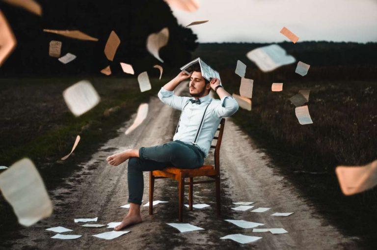 Buchrezension: Die glückliche Reise zum Reichtum