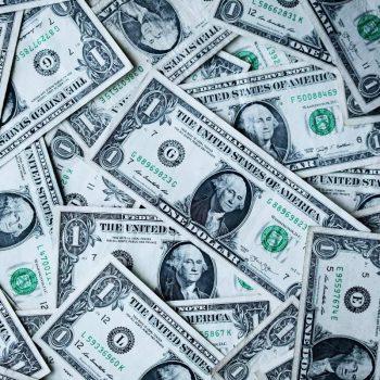 Geld funktioniert nur durch Vertrauen!