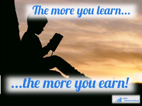 Finanzielle Bildung ist wichtig!